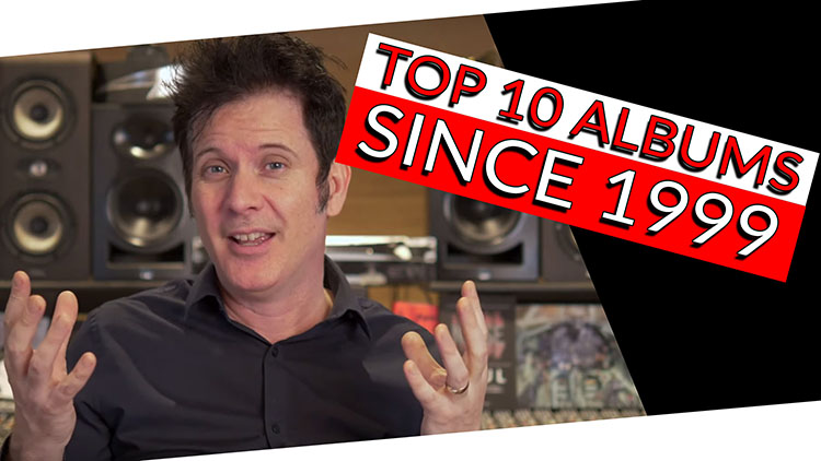 Top 10 Albums Released in the Last 20 Years | FAQ Friday