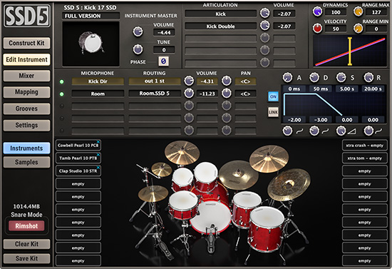 Top Drum Software for Realistic Sounding MIDI Drums