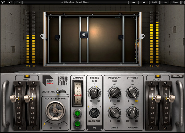 Plate Reverb Plugins vs. the Real Thing