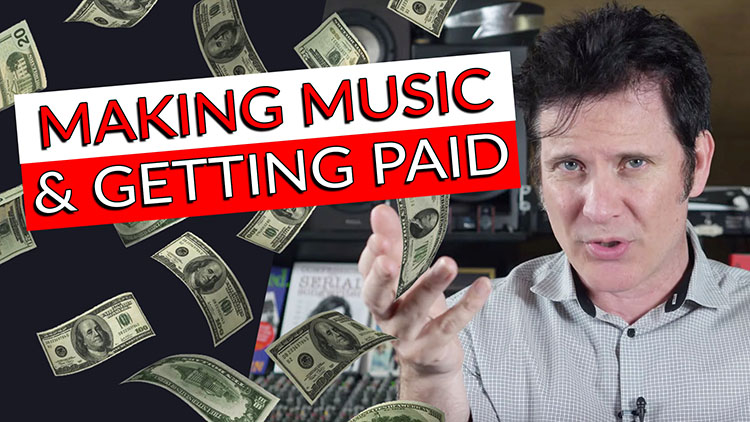 Making Music and getting paid-1