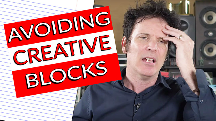 AVOIDING CREATIVE BLOCKS-1