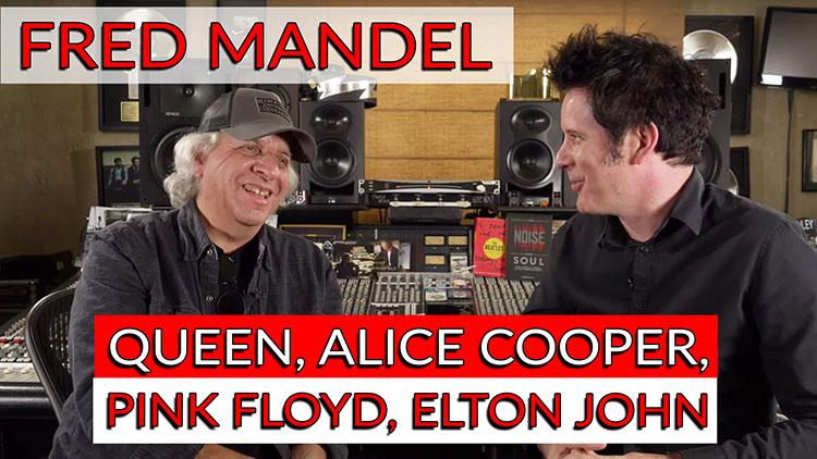 FRED MANDEL INTERVIEW-1