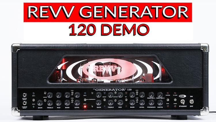 REVV GENERATOR 120-1