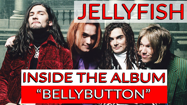 INSIDE THE ALBUM BELLYBUTTON BY JELLYFISH-1