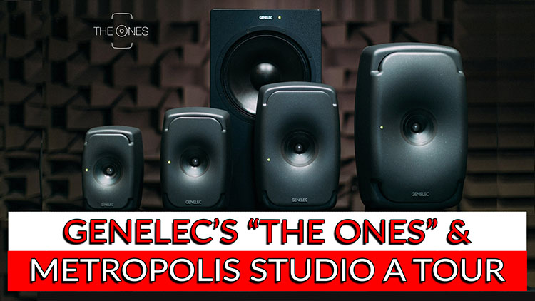 GENELEC'S THE ONES-1