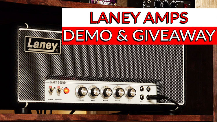 LANEY AMPS-1