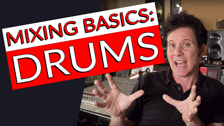 Mixing Basics - Drums-1