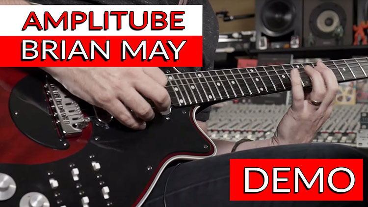 AmpliTube Brian May demo-1