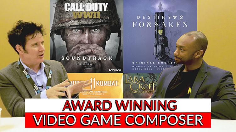 Award winning Video Game Composer-1