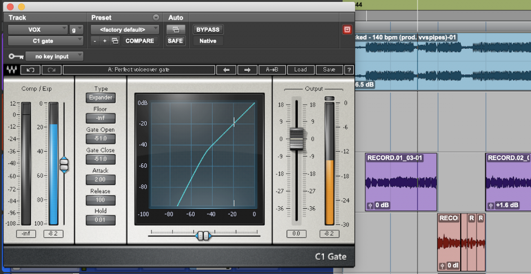 Noise Gate Tips for Cleaner Mixes