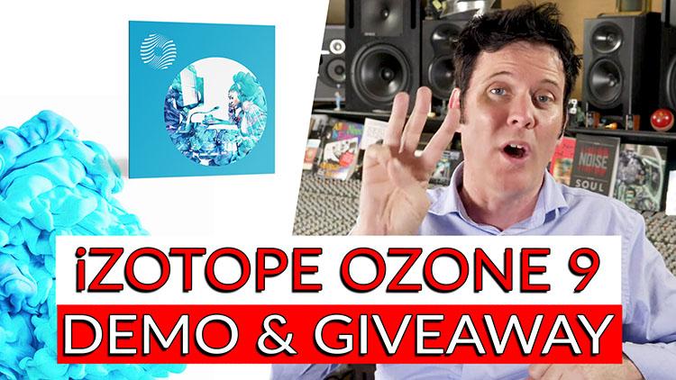 iZOTOPE Ozone 9 Demo