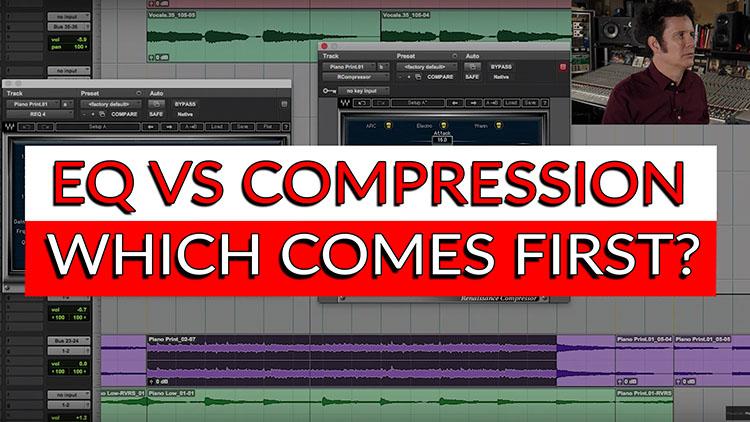 EQ vs Compression