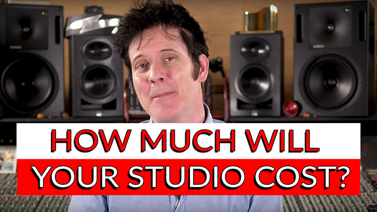 How much should your studio cost?