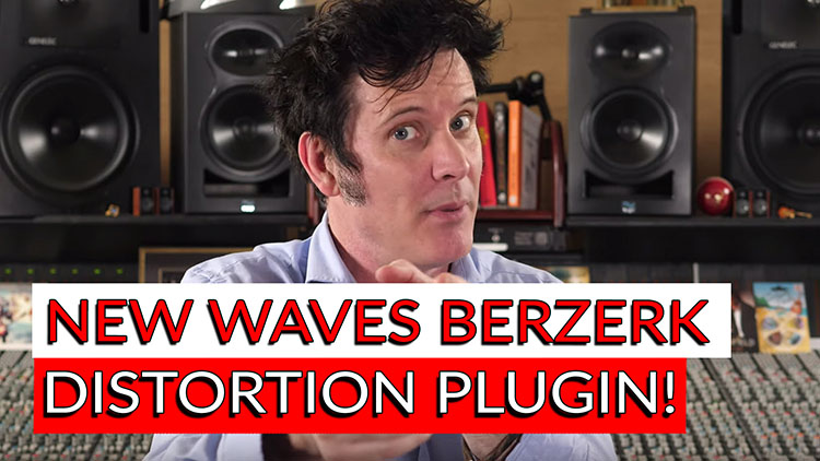 Waves Berzerk Plugin