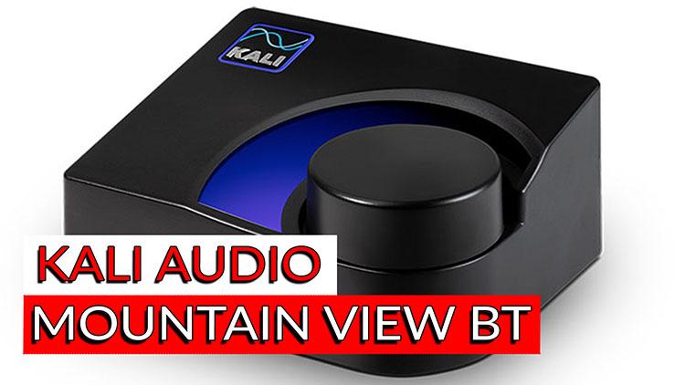 Kali Audio Mountain View BT