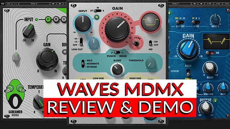 Waves MDMX