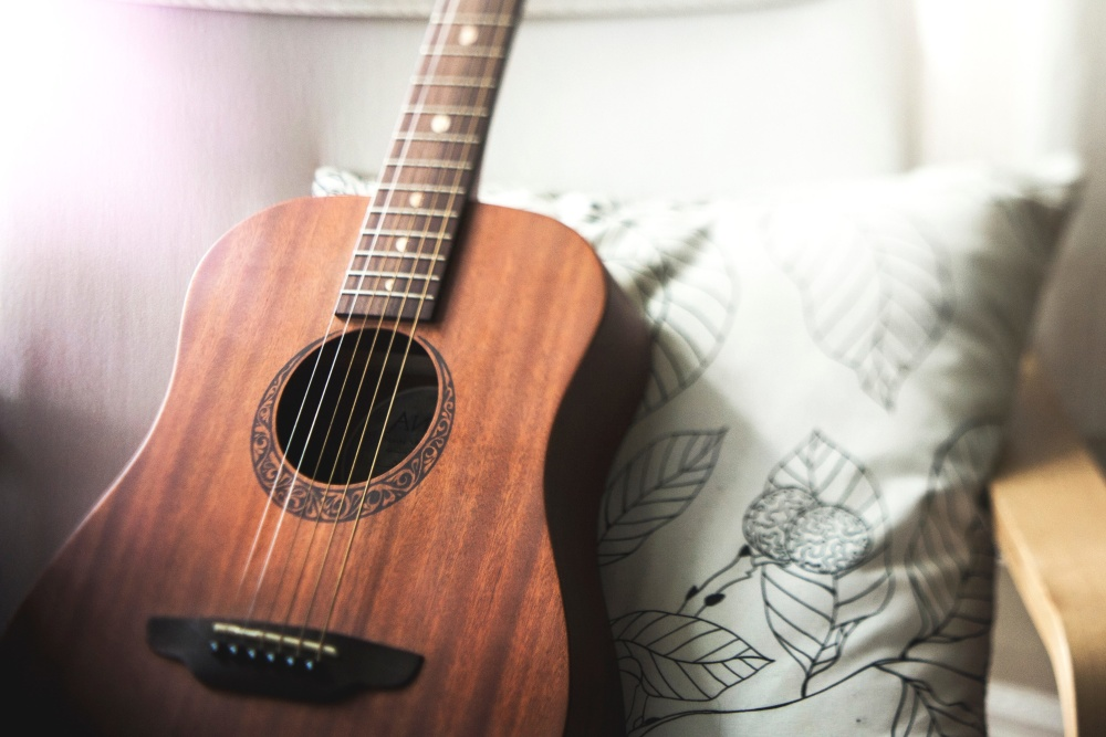 Top 5 Considerations for Recording Acoustic Guitar