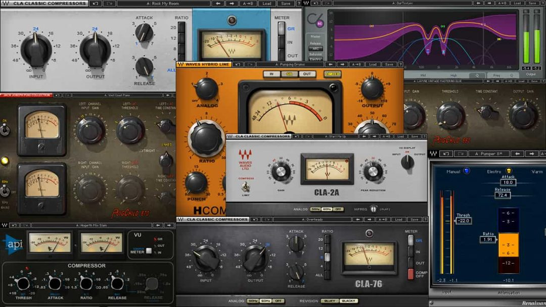 6 Compression Tips That Will Change the Way You Mix