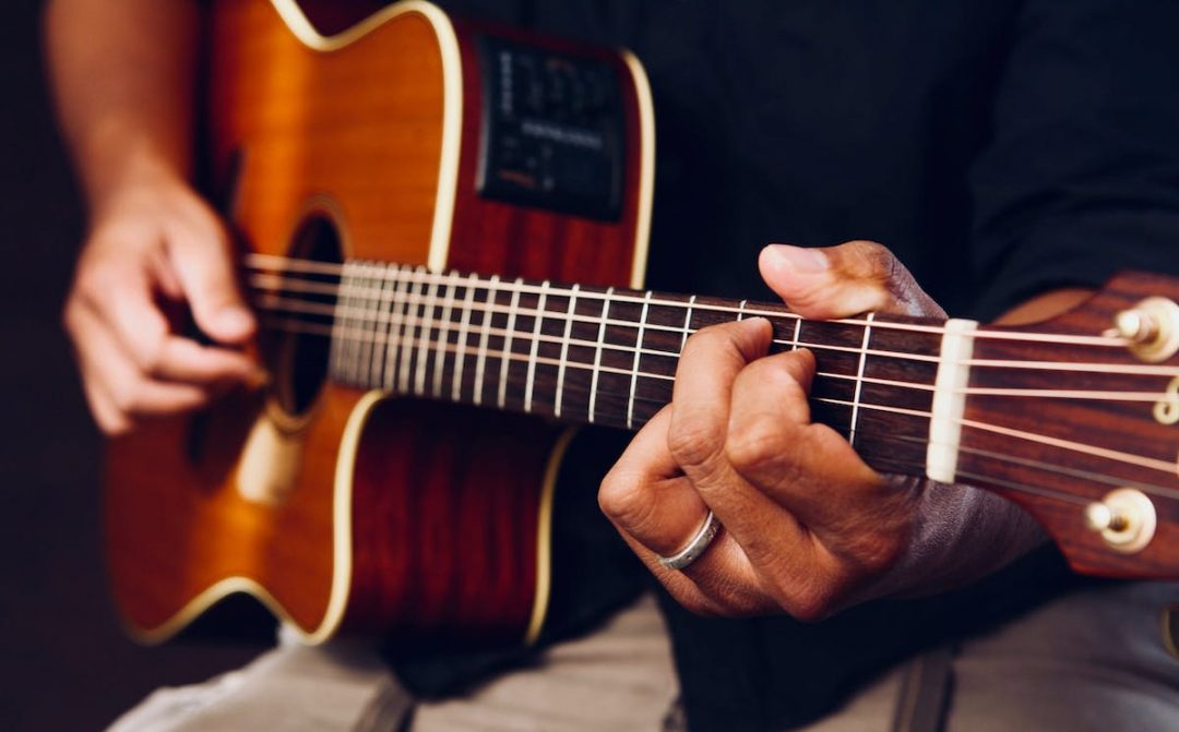 How to EQ Acoustic Guitar in a Mix