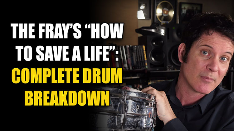 The Fray Drum Breakdown