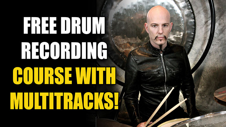 Recording & Producing Drums with Matt Starr