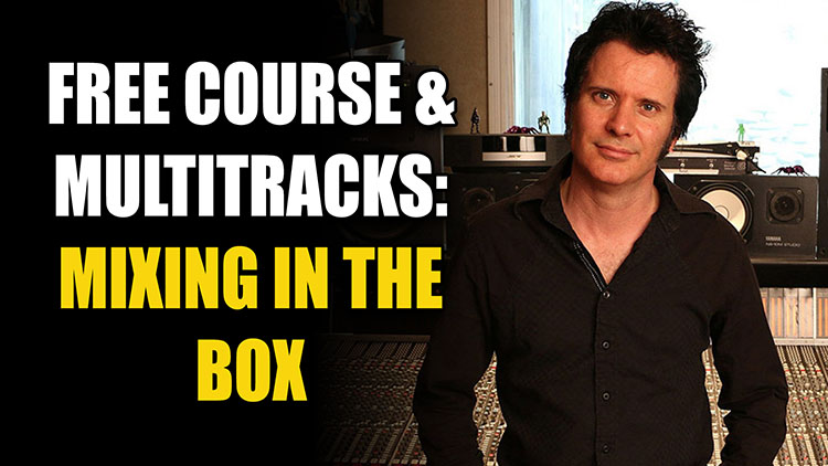 Mixing in the Box with Warren Huart
