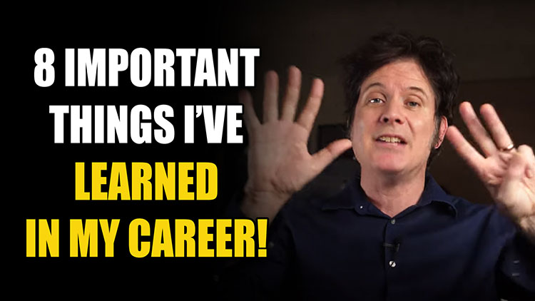 8 Things I've Learned in my Career