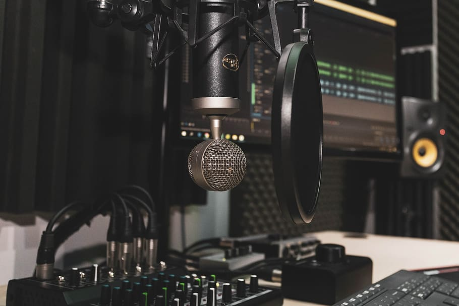 A Starter's Guide to Recording Voice-Overs