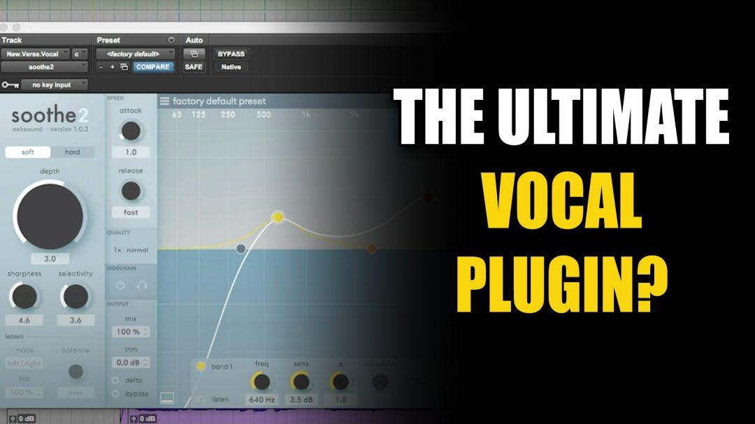 Ultimate Vocal Plugin