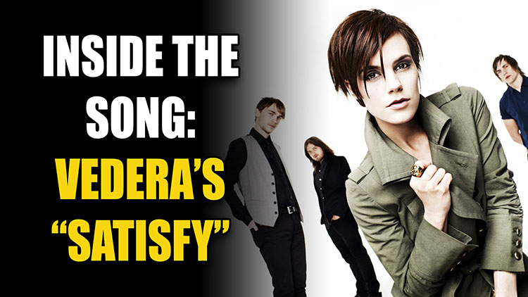 Inside the Song: Vedera's Satisfy