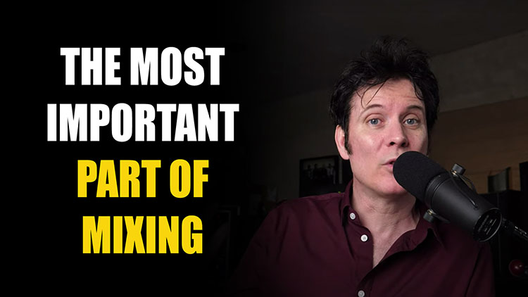 Mix Preparation: The Most Important Part of Mixing