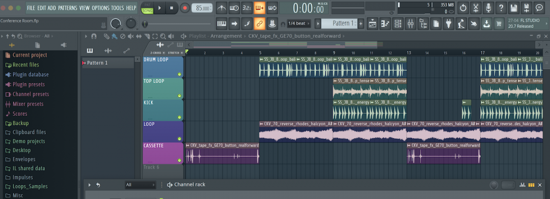 The Complete Starter Guide to FL Studio 20