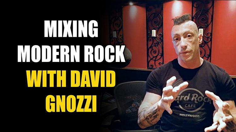 David Gnozzi Modern Rock750