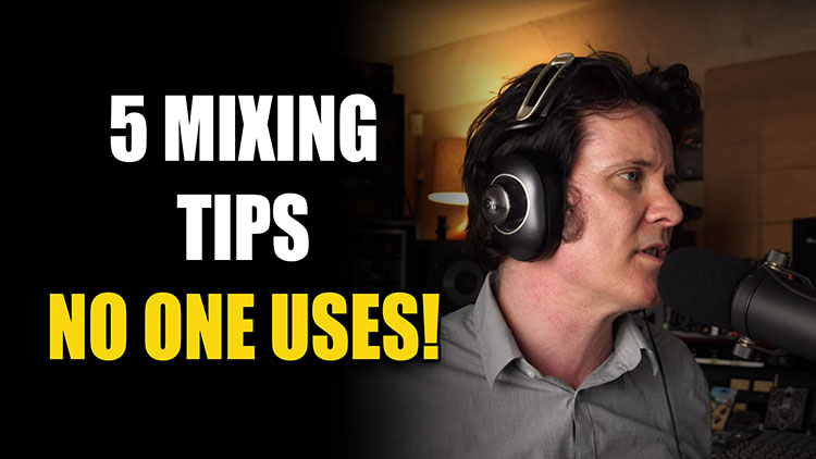 Mixing Tips no one uses750