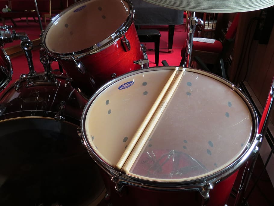 Techniques for Recording Drums with One Microphone