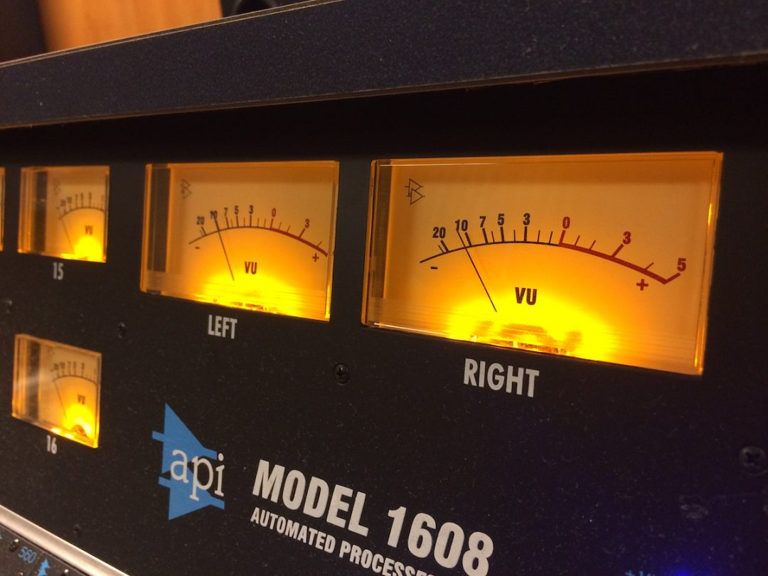 VU Meter- Just How Useful Are They?