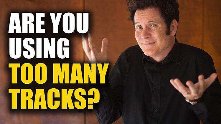 FAQ Too Many Tracks750