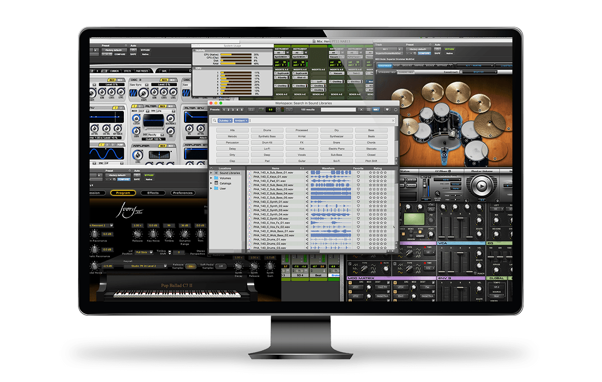 Avid Pro Tools First | Free DAW Overview