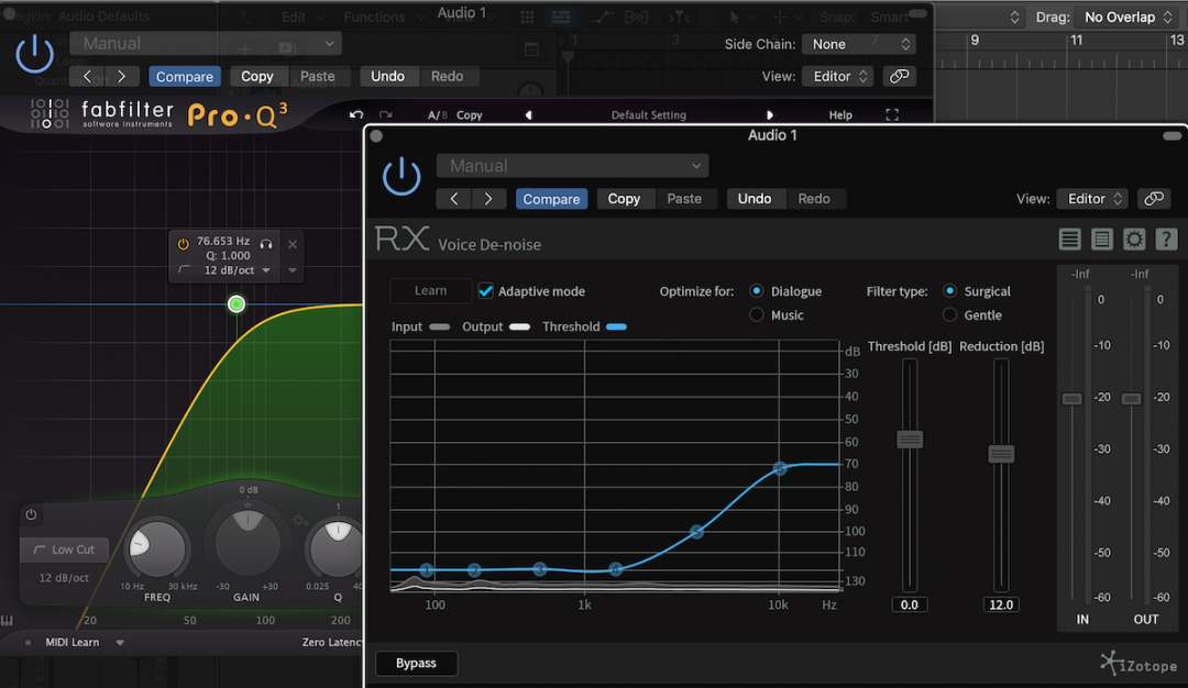FabFilter vs. iZotope Plugins for Music Production