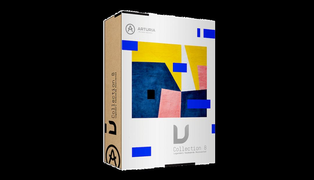 Arturia V Collection 8 Review