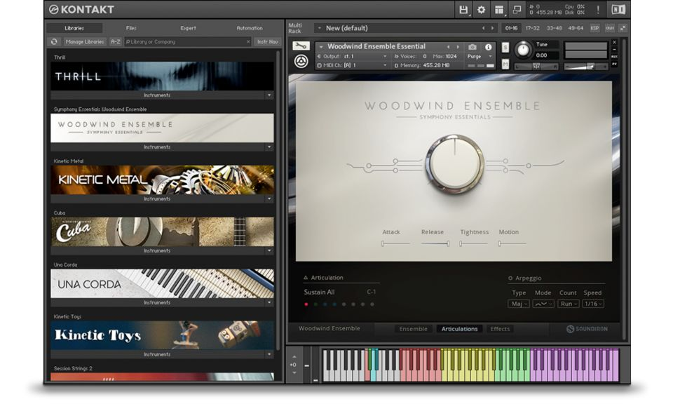 Best Kontakt Libraries for Every Collection