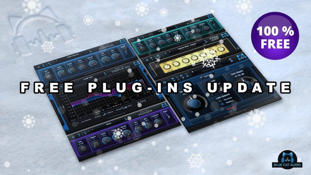 Blue Cat Audio Freeware Plugins Pack II Review