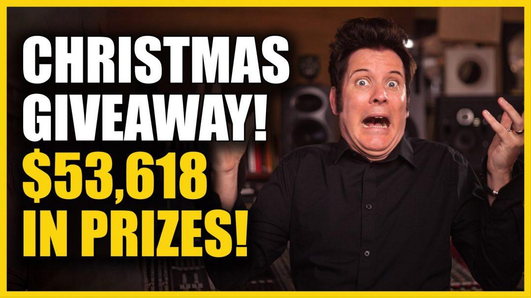 Christmas Giveaway Thumbnail