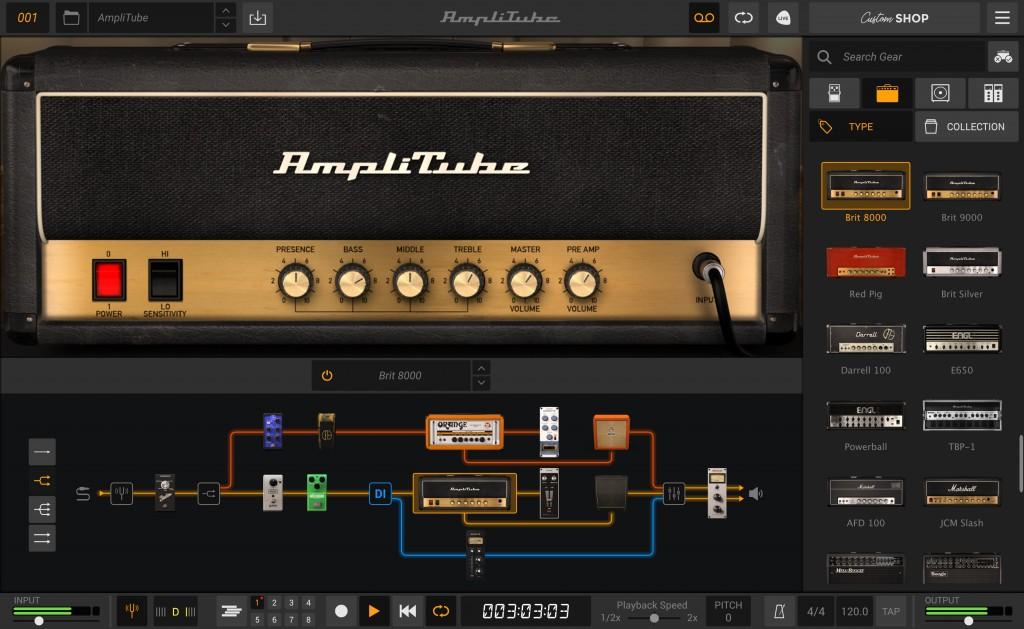 IK Multimedia AmpliTube 5 Review