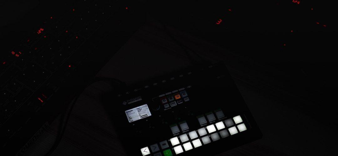 Squarp Pyramid Review- 64-Track Sequencer