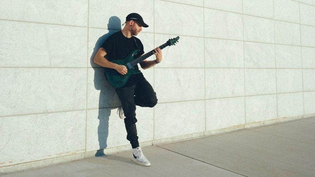 Aaron Marshall of Intervals Redefines Instrumental Guitar Music