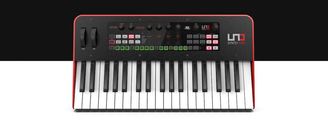 IK Multimedia UNO Synth Review