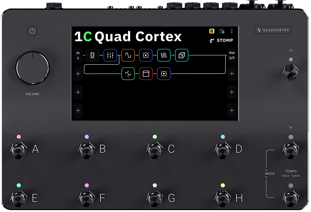 Neural DSP Quad Cortex- The Future of Modeling?