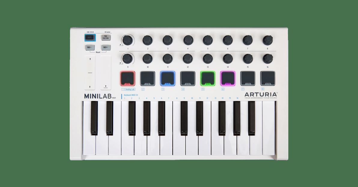 Arturia MiniLab Mk2 Review