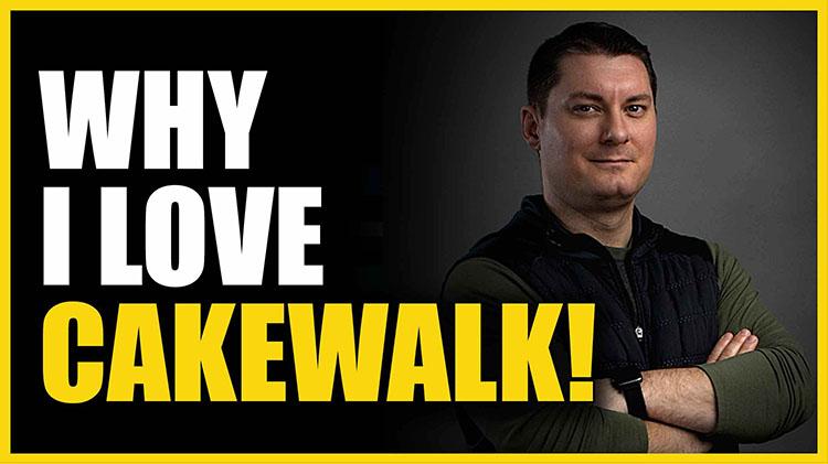 Cakewalk Review750